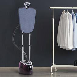 2-In-1 Garment Steamer with Iron Board Glove for Home Use 13