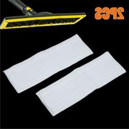 2Pcs Mop Cloth For Karcher EasyFix Cloth Set-Floor SC1-SC5 S