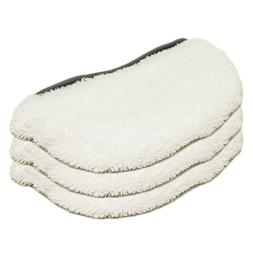 3 Steam Mop Pads fits Bissell PowerFresh Pad 1940 203-2633 1