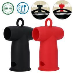 360°T Silicone Steam Diverter Release Tube Pressure Cooker