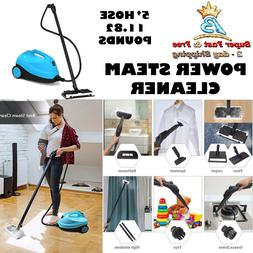 Power Steam Cleaner With Water Tank 20 Attachments 1500W 11.