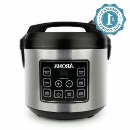 Kitchen Cooking Appliances 8-Cup Cooked Digital Cool-Touch R