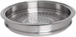 """Curtis Stone Stainless Steel 10"""" Multipurpose Steamer Tray I"""