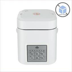 De-Sugar Mini Rice Cooker Low Sugar Starch Rice Soup Congee