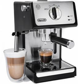 DeLonghi Bar ESPRESSO MACHINE Milk Steam Frother Cappuccino