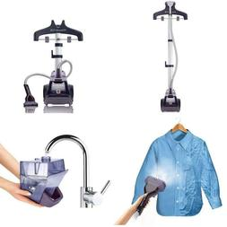 Garment Steamer For Clothes Steam Ironing Full Size With Ret