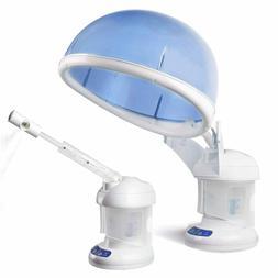 Hair Steamer Kingsteam 2 in 1 Ozone Facial Steamer, Design f