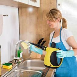 Handheld Steam Cleaner Multi-Purpose Steamer Household Car C