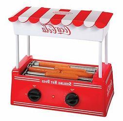 Nostalgia Electrics HDR565COKE Coca-Cola Series Hot Dog Roll