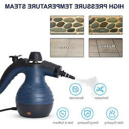 Homesmart Handheld Pressurized 9 in 1 Steam Cleaner for Clea