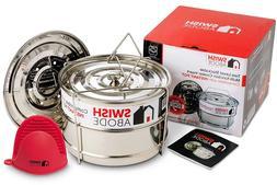 Instant Pressure Cooker Pot Accessories, Ultra Stackable Ste