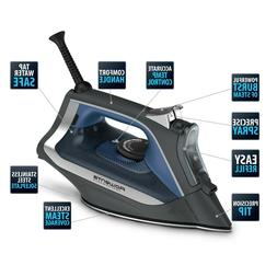 Iron Rowenta Iron 300 Steam Holes 1725 Watts Stainless Steel