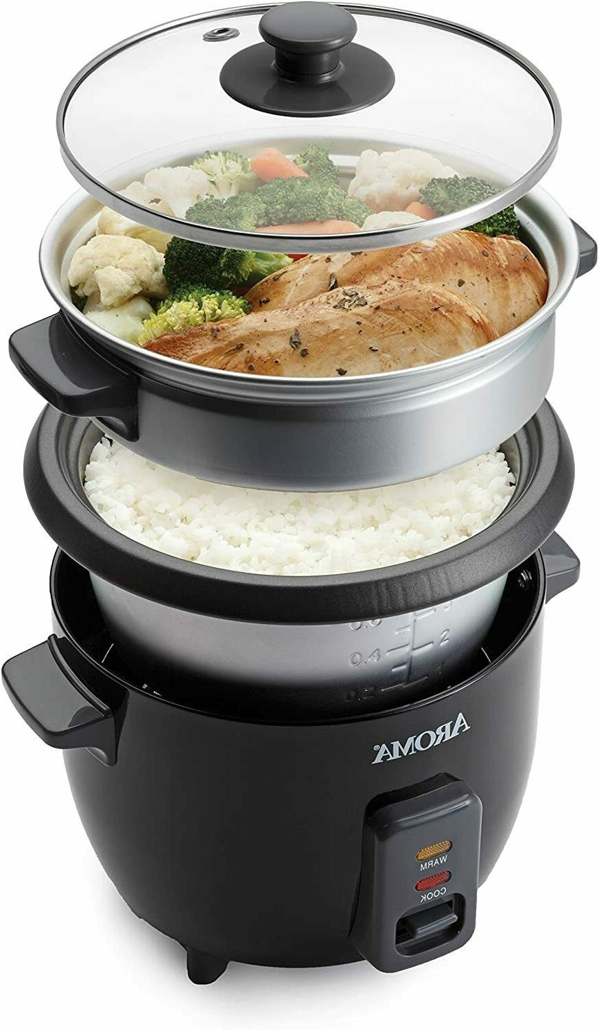 2-6 Cups Rice cooker Silver Housewares