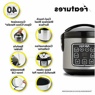 Aroma Digital Cool-Touch & Food Stainless