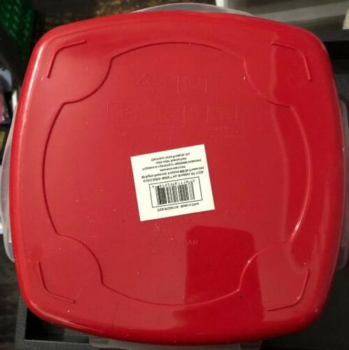 2 Containers/ Steamer Open Bent Reheating