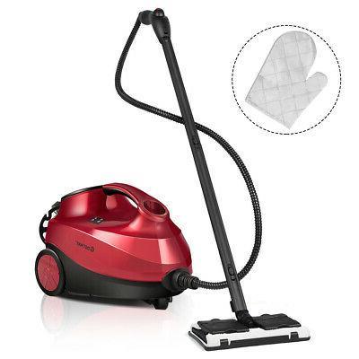 2000W Heavy Duty Steam Cleaner Mop Multi-Purpose W/19 Access