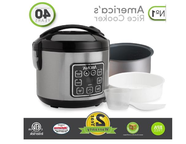 Aroma Housewares 2-8 Digital Cool-Touch