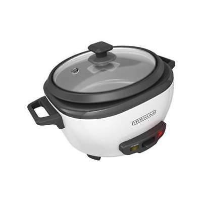 Black & Decker RC506 6-Cup Rice Steamer