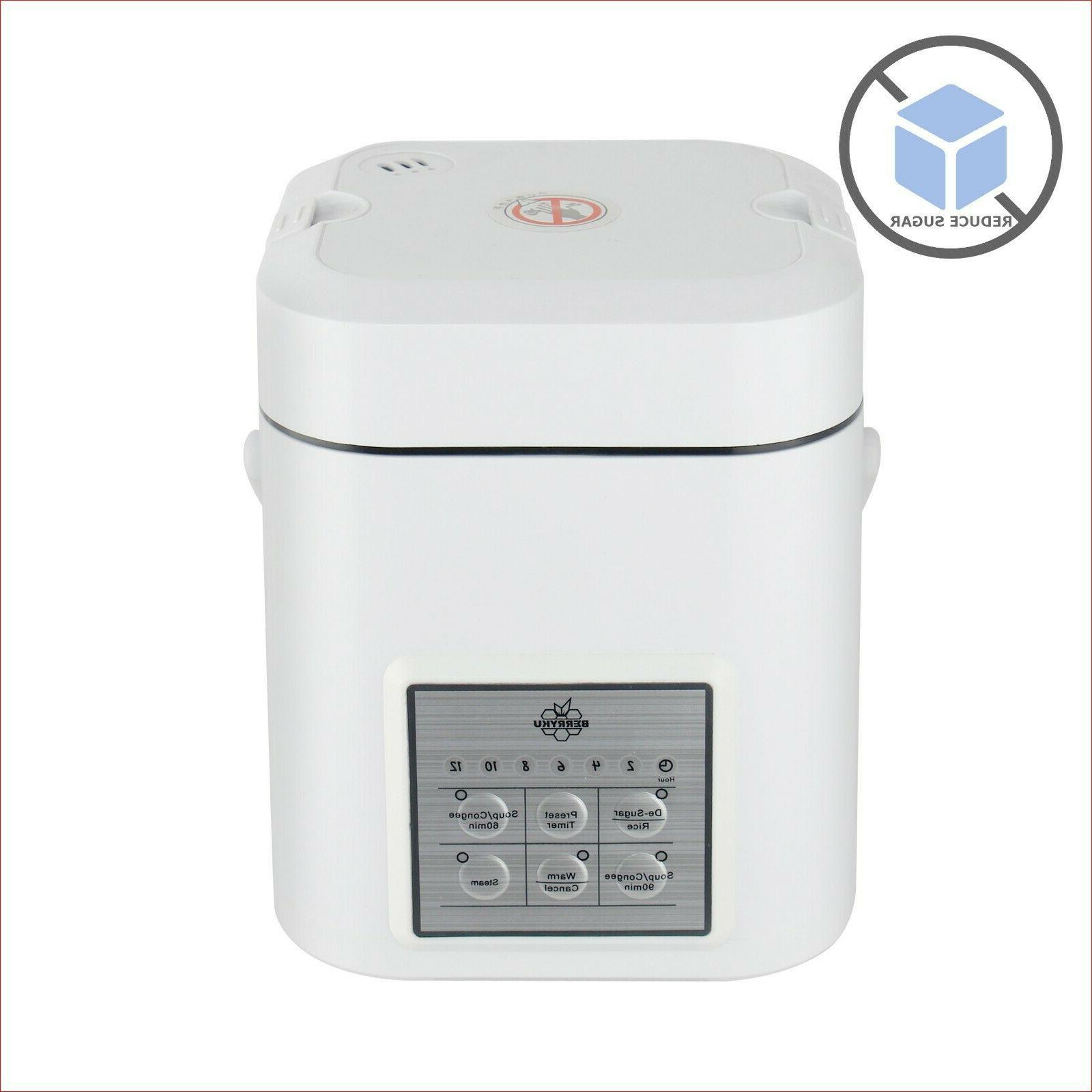 de sugar mini rice cooker low sugar