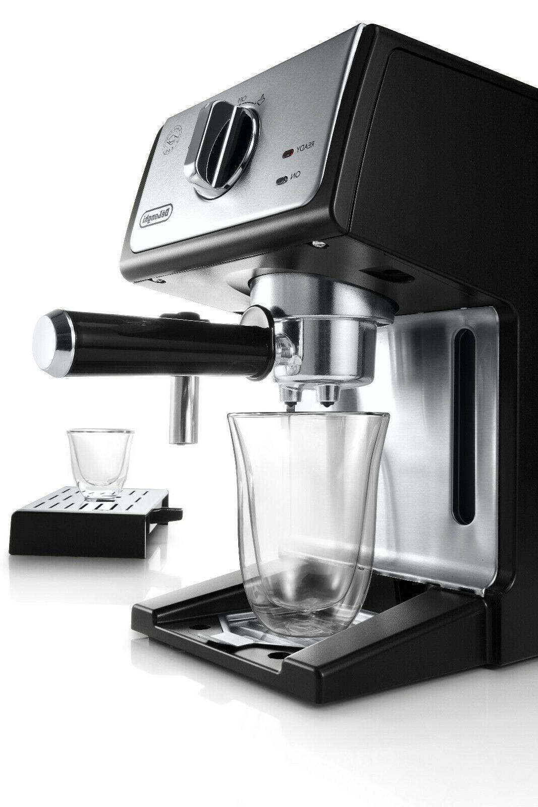 DeLonghi Bar ESPRESSO Milk Steam Cappuccino Latte