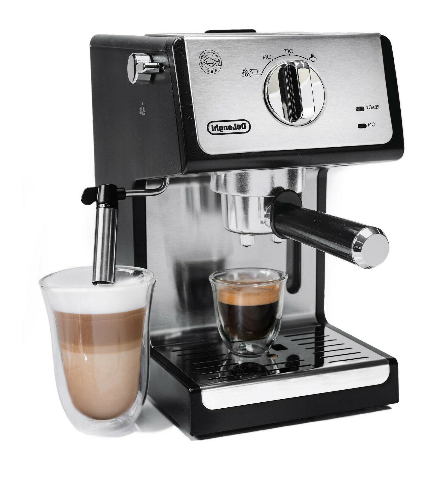 DeLonghi Bar ESPRESSO Milk Cappuccino Latte Maker