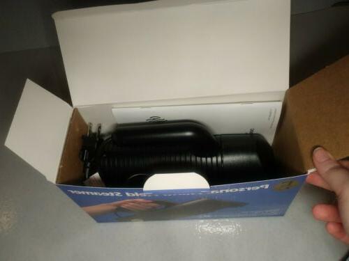 Jiffy 600W Travel Steamer Black