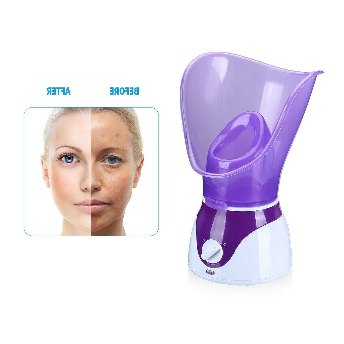 Face Pores Steam Skin Mist Cleaner Steaming Machine