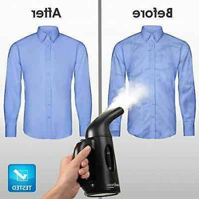 Garment Steam Iron Wrinkle Remover Portable Fast