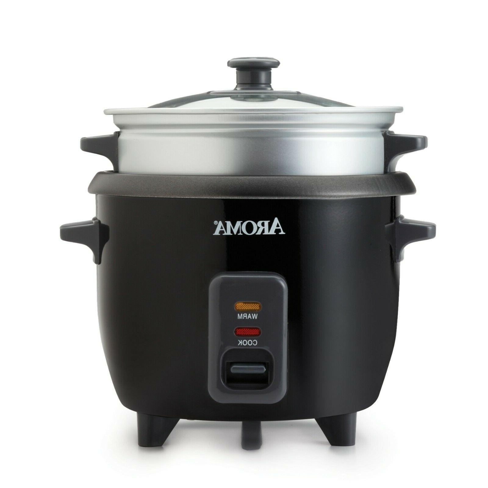 new aroma one touch rice cooker