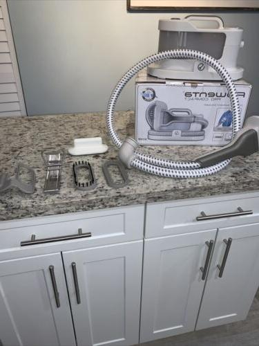 pro compact garment steamer is 1430