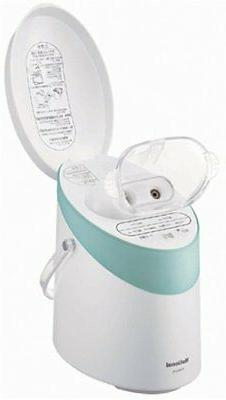 Panasonic Steamer nano care W hot and cold Este type pink EH
