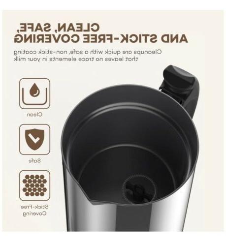 VA-EB008 Steamer, Maker Latte