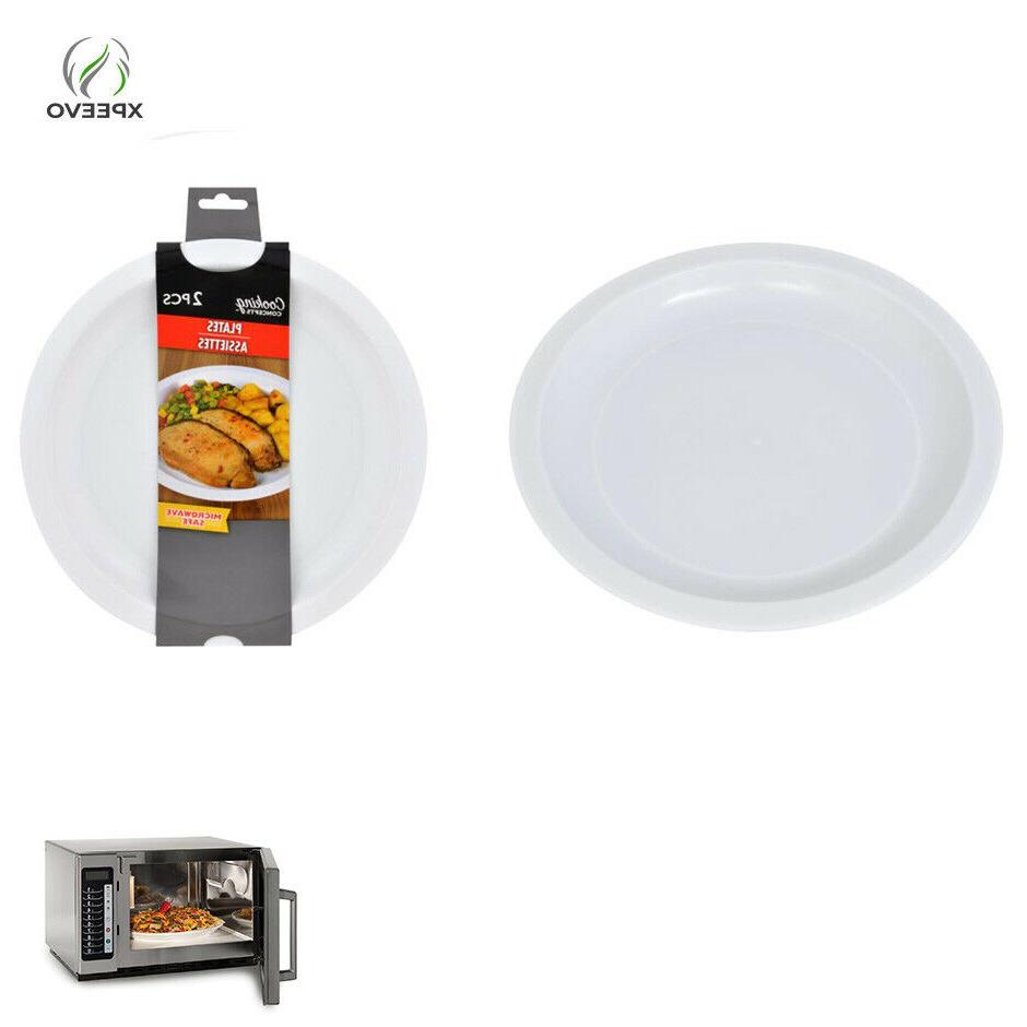 white microwaveable 10 plates lid cover steamer