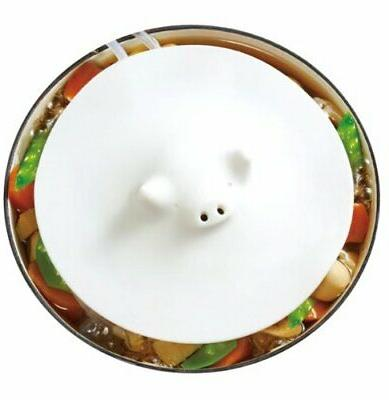 Marna White Piggy lid, Drop safe