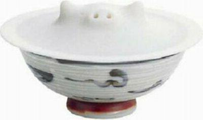 Marna Piggy Steamer lid, Drop Lid Silicone safe microwave,