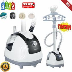 1.8L Full-Size Garment Steamer Professional Clothes Fabric I