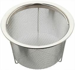 Instant Pot Large Mesh Steamer Basket One Size Silver
