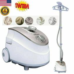 1.8L Professional Safe Stand Clothes Fabric Iron Steamer 11
