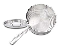 Cuisinart MCP116-20N MultiClad Pro Stainless Universal Steam