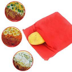 Microwave Cooker Bag Microwave Steamer Vegetable Bread Food