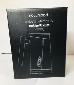 HadinEEon Milk Frother N11, Electric Milk Steamer Foam Maker