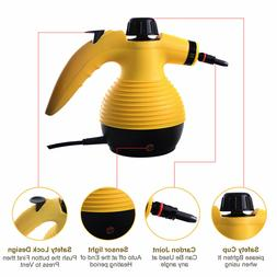 Multi Purpose Handheld Steam Cleaner 1050W Portable Steamer