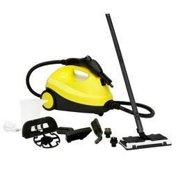 Multi-Purpose Steam Cleaner, Adjustable Heavy Duty Rolling C
