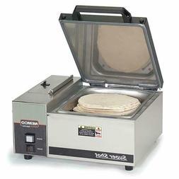 "NEW 16.5"" Sandwich Bread Steamer Manual Water Fill 120V Nemc"