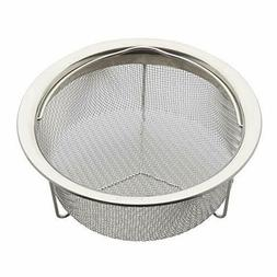 Instant Pot Official Small Mesh Steamer Basket, Small, Stain