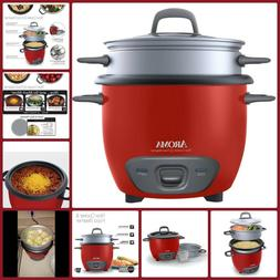 Pot Style Rice Cooker And Meat Vegetables Food Steamer With