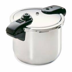Pressure Cooker 8-Quart Stainless Steel Dining Cookware Kitc