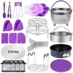 pressure cooker accessories set springform pan steamer