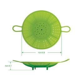Silicone Food Steamer Colander for Instant Pot Pan Basket St