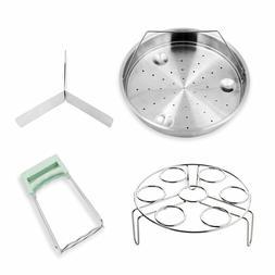 Singhi Steamer Basket for Instant Pot Accessories - for 6qt